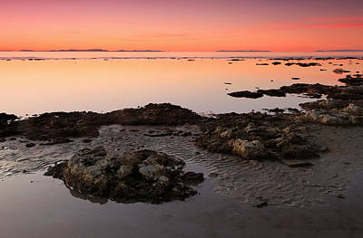 Photograph - Buffalo Point Sunset by Johnny Adolphson