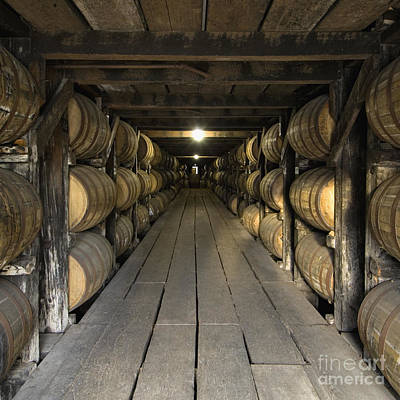 Buffalo Trace Rick House - D008610sq Art Print