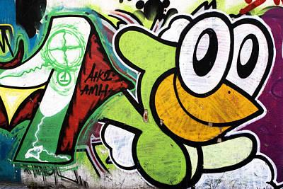 Photograph - Bug-eyed Barcelona by Lorraine Devon Wilke