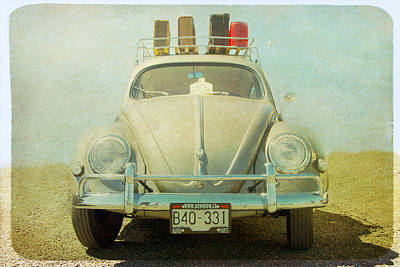 Bug On A Trip Art Print