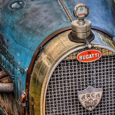 Photograph - Bugatti by Bill Wakeley