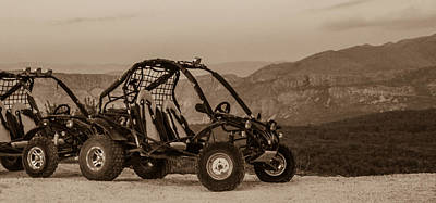 Photograph - Buggy by Silvia Bruno