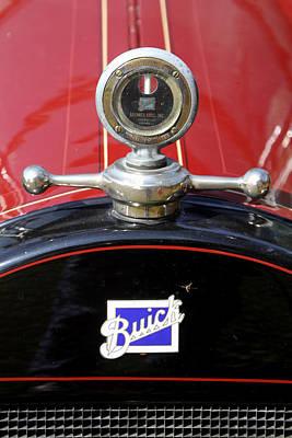 Photograph - Buick by Bob Slitzan