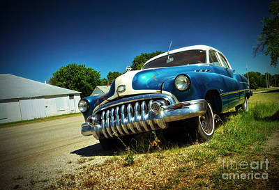 Photograph - Buick Classic by Fred Lassmann