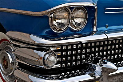 Photograph - Buick Classic by Frozen in Time Fine Art Photography
