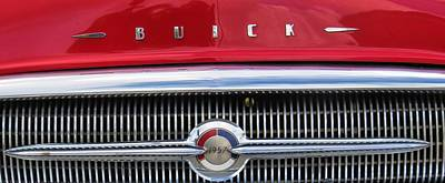Photograph - Buick by Dart and Suze Humeston