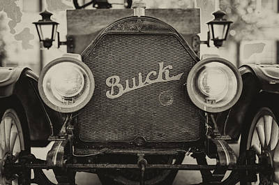 Photograph - Buick by David Foster