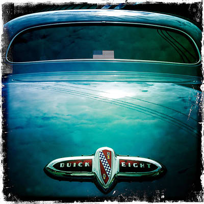 Photograph - Buick Eight by Randy Green