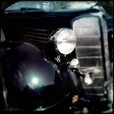 Photograph - Buick Fender by Tim Nyberg