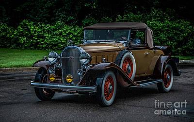 Photograph - Buick by Ronald Grogan