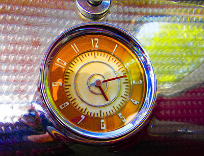 Photograph - Buick Time by Christy Usilton