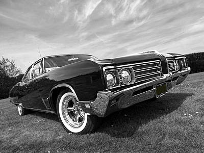 Photograph - Buick Wildcat 1968 by Gill Billington