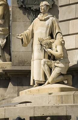 Statue Portrait Photograph - Buigas I Monrava, Gaiet� 1851-1919 by Everett