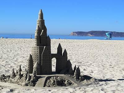 Photograph - Build Me A Castle by Nina Donner