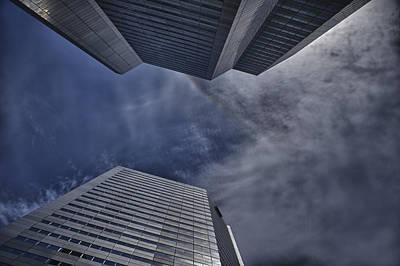 Building At Montreal Original