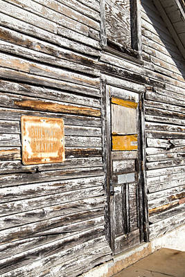 Photograph - Building Maintenance by Charles Hite