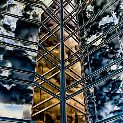 Onyonet Studios Photograph - Building On Another World by  Onyonet  Photo Studios