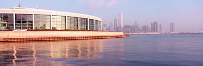 Featured Images Photograph - Building Structure Near The Lake, Shedd by Panoramic Images