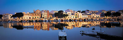 Majorca Photograph - Buildings At The Waterfront, Porto by Panoramic Images