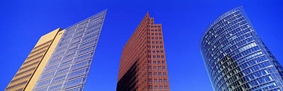 Buildings, Berlin, Germany Art Print by Panoramic Images