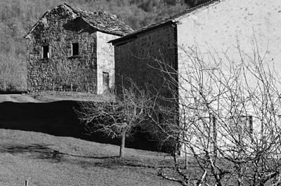Photograph - Buildings by Claudio Rancati