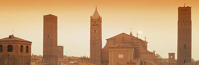 Bologna Photograph - Buildings In A City, Bologna, Italy by Panoramic Images