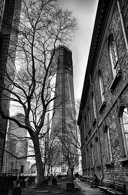 Photograph - Buildings In Midtown by Celso Diniz