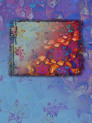 Bukhara Glow Art Print