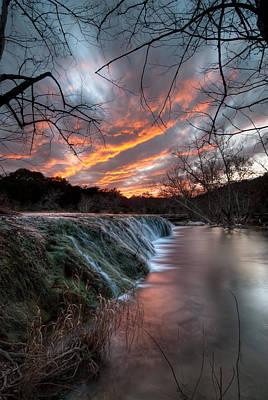 Bull Creek Photograph - Bull Creek Austin Tx by Preston Broadfoot