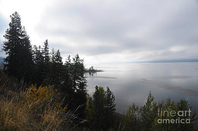 Photograph - 1111a Lake Pend Oreille Id by NightVisions