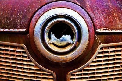 Bullet Nose Art Print by Norm Hoekstra