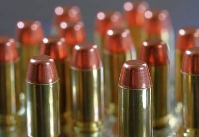 Bullets Art Print