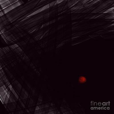 Art By James Eye Digital Art - Bump In The Night by James Eye