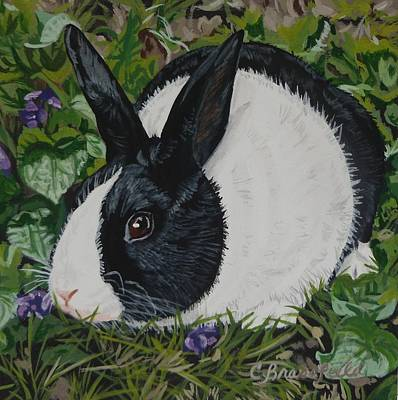 Painting - Bun One by Cynthia Brassfield