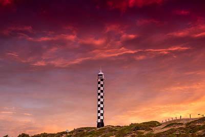 Bunbury Lighthouse Art Print