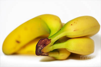 Photograph - Bunch Of Bananas by Nick  Biemans