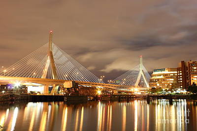 Photograph - Bunker Bridge by Theresa Ramos-DuVon