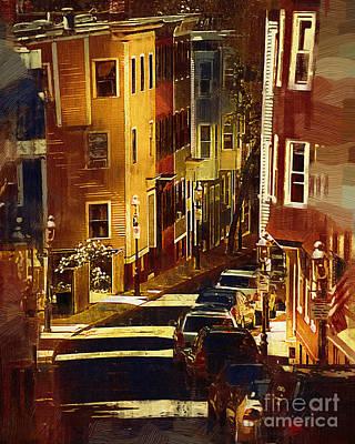 Bunker Hill Art Print by Kirt Tisdale