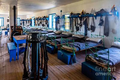 Photograph - Bunks by Jon Burch Photography