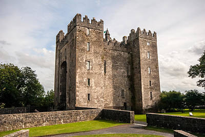 Photograph - Bunraty Castle by Pierre Leclerc Photography