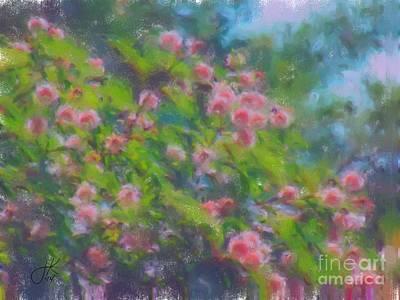 Painting - Burdock 1110 20141023 by Julie Knapp