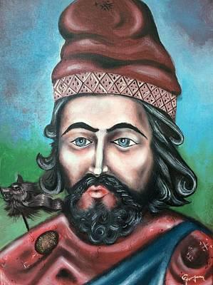 Burebista The Great King Of Dacians Original