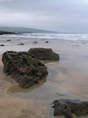 Photograph - Buren Gold Beach by Karin Thue