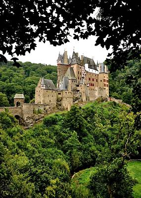 Photograph - Burg Eltz by Matt MacMillan