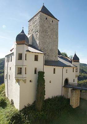 Photograph - Burg Prunn by Christian Zesewitz