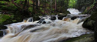 Photograph - Burlington Falls by Mike Farslow