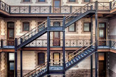 Photograph - Burlington Place #1 - Omaha - Nebraska by Nikolyn McDonald