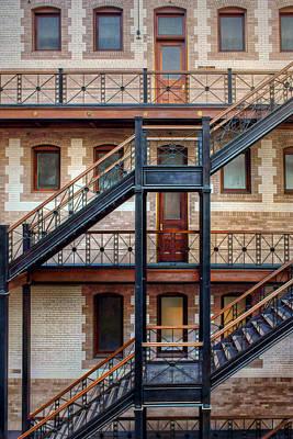 Photograph - Burlington Place #2 - Omaha - Nebraska by Nikolyn McDonald