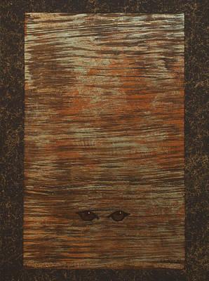 William Blake Mixed Media - Burning Bright by Debra Lindley Butler