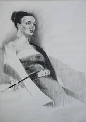 Burning Original by Irena  Jablonski